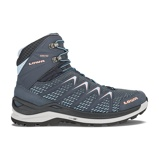 Afbeelding vanLowa Innox Pro GTX Mid Ws 320703 Bergschoenen Dames Steel Blue Salmon EU 37 1/2