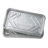 Afbeelding vanNapoleon Aluminium Vet Opvangbakjes Groot 36X19,7cm Set van 5