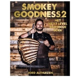 Afbeelding vanKosmos Uitgevers Smokey Goodness 2 Kookboek