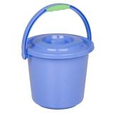 Afbeelding vanDWS Toiletemmer 5 Liter Blauw