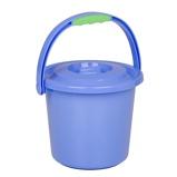 Afbeelding vanDWS Toiletemmer 10 Liter Blauw