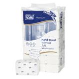 Afbeelding vanTORK papieren handdoeken Xpress, Soft, 2 laags, 110 vellen, systeem...