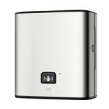 Afbeelding vanDispenser Tork H1 46000 esign handdoekdispenser RVS Dispensers