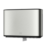 Afbeelding vanDispenser Tork T2 460006 Design toiletpapierdispenser RVS Dispensers