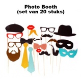 Afbeelding vanDOIY Original Photo Booth Accessoires Multicolor