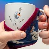 Afbeelding vanFrozen 2 Olaf mok met trui van Disney
