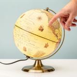 Afbeelding vanBalvi Antieke globe met verlichting