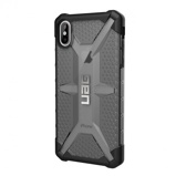 Afbeelding vanApple iPhone Xs Max Hoesje UAG Zwart Transparant Backcover Extreme case
