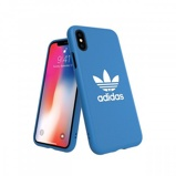 Afbeelding vanadidas OR Moulded Case BASIC FW18 for iPhone X/Xs bluebird/white