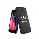 Afbeelding vanadidas OR Moulded Case BASIC FW18 for iPhone 6/6S/7/8 black/white