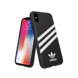 Afbeelding vanadidas OR Moulded Case PU FW18 for iPhone X/Xs black/white