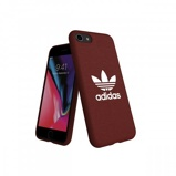 Afbeelding vanadidas OR Moulded Case CANVAS FW18 for iPhone 6/6S/7/8 maroon