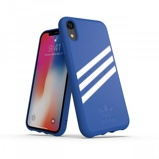 Afbeelding vanadidas OR Moulded case FW18 for iPhone XR collegiate royal