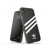Afbeelding vanadidas OR Moulded case PU Gumsole SS19 for iPhone X/Xs black/white