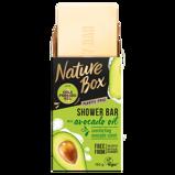 Afbeelding vanNature Box Avocado oil shampoo bar 150 gram