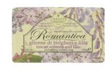Afbeelding vanNesti Dante Zeep romantica tuscan wisteria & lilac 6 x 250 gram