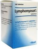 Afbeelding vanHeel Lymphomyosot H (100 tabletten)