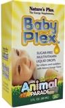 Afbeelding vanNatures Plus Animal Parade Baby Plex (60ml)