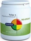 Afbeelding vanPlantina Yolac probiotica (90 capsules)