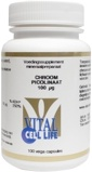 Afbeelding vanVital Cell Life Chroom Picolinaat 100Mcg (100Cap) OVE6006