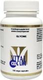 Afbeelding vanVital Cell Life Glycine 500 mg (100 capsules)