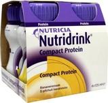 Afbeelding vanNutricia Compact Protein Banaan 125 gram, 4 stuks