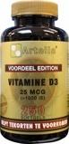 Afbeelding vanArtelle Vitamine D3 25 mcg (250 softgels)