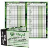 Afbeelding vanNagel Zuurbase Strips voor Het Testen Van Ph waarde, 100 stuks