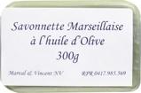 Afbeelding vanEvi Line Savonette de Marseille Olijf, 300 gram