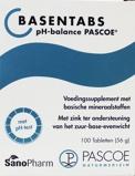 Afbeelding vanSanopharm Basentabs ph Balance Tabletten 100 st