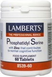 Afbeelding vanLamberts Phospatidyl Serine /L8539 60 (60Tab) OLS6109