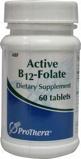 Afbeelding vanKlaire Labs Vitamine B12 folaat actief (60 tabletten)