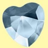Afbeelding vanLichtwesen Elohim Hart 40 Mm Kristallijn 66 1st