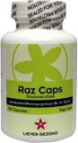Afbeelding vanLiever Gezond Raz capsules 100cap