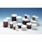 Afbeelding vanSpruyt Hillen tabletflacon 40 ml Transparant met Dop, 80 stuks