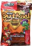 Afbeelding vanGlutenvrije Mini zakjes Outback Animals Chocolade Orgran