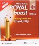 Afbeelding vanRoyal boost Jelly (7 + 3) 15 ml per ampul (10 ampullen)