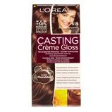 Afbeelding vanL'Oréal Paris Casting Crème Gloss haarkleuring 515 Licht kastanjebruin