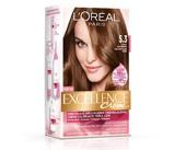 Afbeelding vanL'Oréal Paris Excellence creme haarverf licht goudbruin 5.3 1 stuk