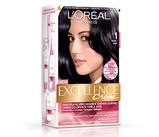 Afbeelding vanL'Oréal Paris Excellence Crème haarkleuring 1 Intens Zwart