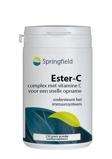 Afbeelding vanSpringfield Ester C poeder met bioflavonoiden (250 gram)