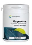 Afbeelding vanSpringfield Magnevite magnesium glycerofosfaat 100 mg (150 tabletten)