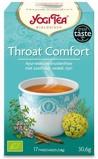 Afbeelding vanYogi Tea Throat comfort (17 zakjes)