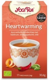 Afbeelding vanYogi Tea Heartwarming (17 zakjes)