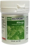 Afbeelding vanDNH Research Allerga multiplant 140tab