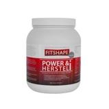 Afbeelding vanFitshape Power & Herstel I Vanille, 1200 gram