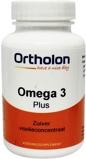 Afbeelding vanOrtholon Omega 3 plus (60 softgels)
