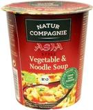 Afbeelding vanNatur Compagnie Asia Vegetable & Noodle Soup 55GR