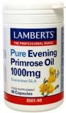 Afbeelding vanLamberts Teunisbloemolie 1000 mg (pure evening primrose) (90 capsules)