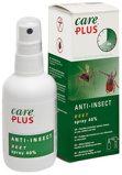 Afbeelding vanCare Plus Anti Insect Deet 40% spray, 60 ml transparant